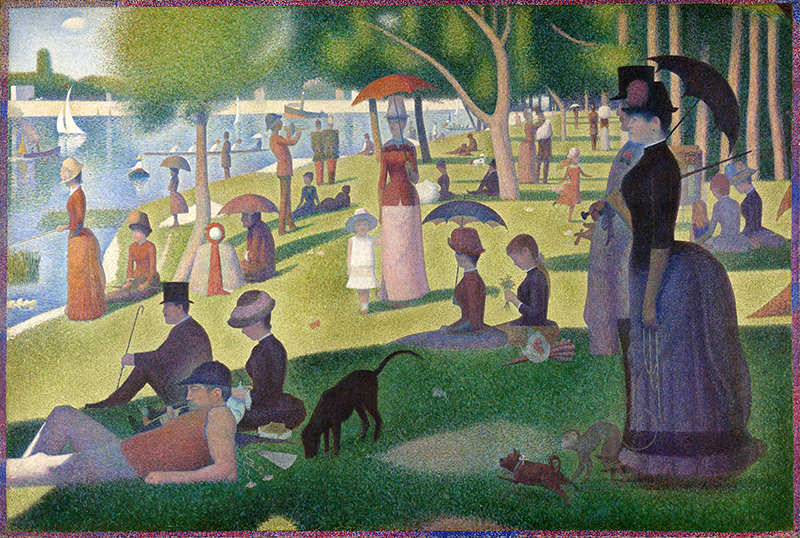 A Sunday Afternoon on the Isle of Grand Jatte
