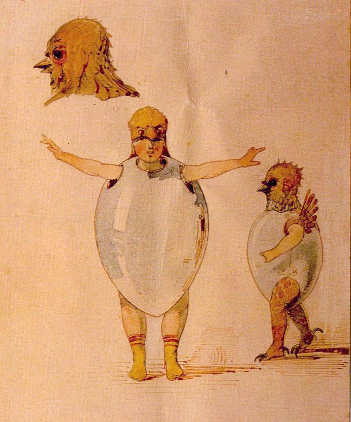Illustrations of Viktor Hartmann