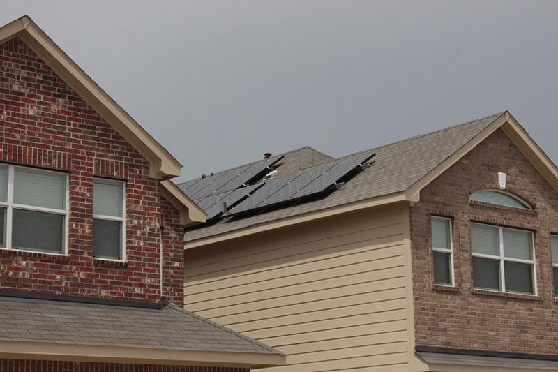 Solar Power Shedding Ugly Image In Houston Houston