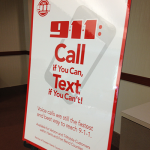 The Greater Harris County Emergency Network has added Text-to-911 service.