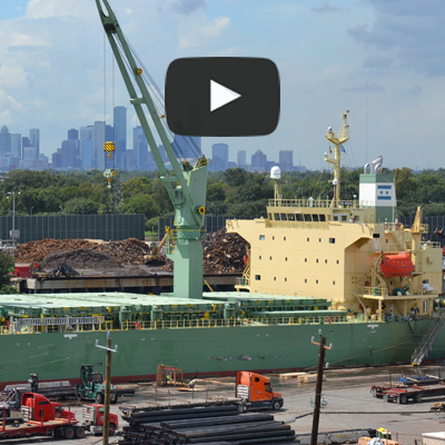 """VIDEO: """"Stories of a Workforce"""" Celebrates Ship Channel"""