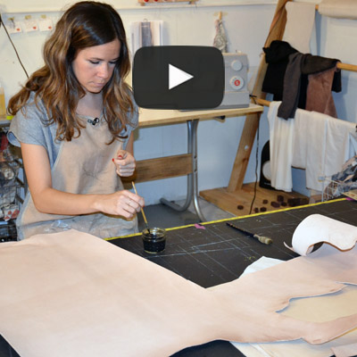 VIDEO: A Marriage Of Textile Creation And Fashion Design