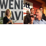 Texas gubernatorial campaigns wrap up in Houston