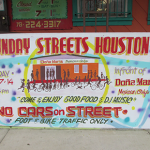 The last Sunday Streets of the year takes place this weekend east of downtown Houston.