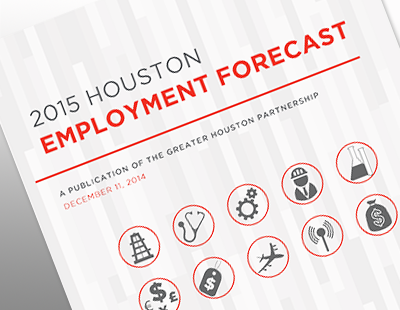 Greater Houston Partnership Releases 2015 Jobs Forecast
