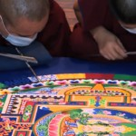 Video: Sand Mandala At The Menil Collection