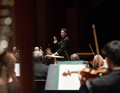 A New Era A New Sound: The Houston Symphony's 2015-2016 Season