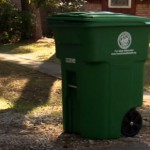City of Houston distributes new recycling carts to final 104,000 homes using traditional bins