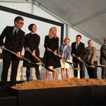 Groundbreaking took place Friday morning for the new Menil Drawing Institute and it really will be a one-of-a-kind spot.