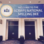 Shobha Dasari, from McCullough Junior High School in The Woodlands, and Siddharth Krishnakumar, from Pearland Junior High West in Pearland, spelled their words correctly in round three of the National Spelling Bee Wednesday.