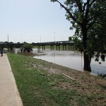 It's been a while since Houston has seen severe flooding that closed down major portions of the city. Many people said it reminded them of Tropical Storm Allison back in 2001.  But does this wet spring mean an unusually rainy summer is ahead?