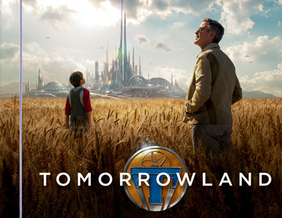 Exploring Tomorrowland