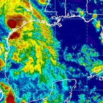 Tropical Storm Bill Update: Tornado And Flash Flood Watch In Effect