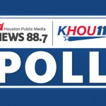 The former Texas state representative and the ex-sheriff of Harris County are in a statistical tie with about five months to go before the November election.