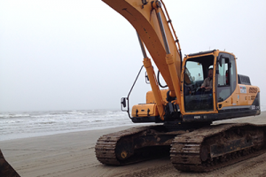 A 'New' Beach Is Coming To Galveston