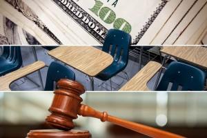 Texas Supreme Court Hearing School Finance Appeal