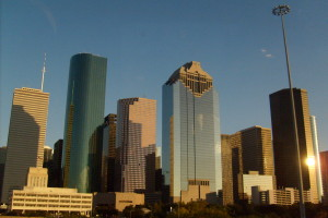 Picture of Houston skyline