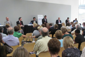 Candidates at Houston mayoral forum on parks and green space