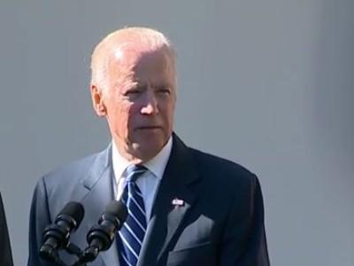 Video: Vice President Biden Will Not Run For President