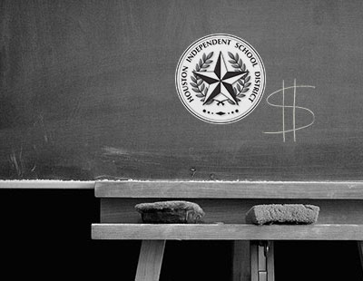 The recent changes helped reduce HISD's bill to the state by about $100 million.