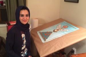 Houston's Muslim Community Brings Awareness To Its Culture Through Art