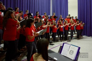 Music In The Making: A Christmas Celebration With The Shepherd And Moores Schools Of Music