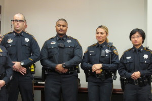 4 Examples of the body cameras