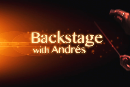Video: Backstage With Andres – Beethoven's Eroica Plus Shostakovich