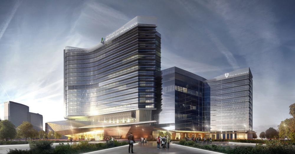 Baylor St Luke S Hospital Will Leave Historic Building