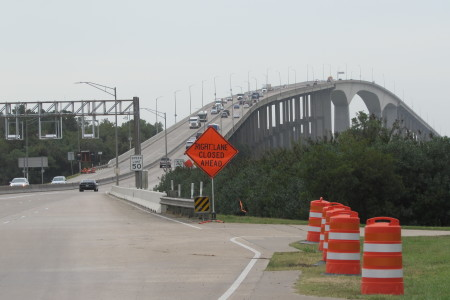 Ship Channel Toll Bridge Is About To Convert To All-Electronic Tolling