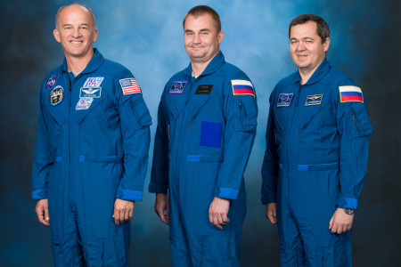 The Next Three Crew Members Are Prepping For International Space Station