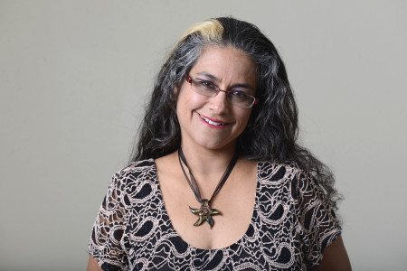 Arte Público Press Author Of The Month: Claudia Meléndez Salinas