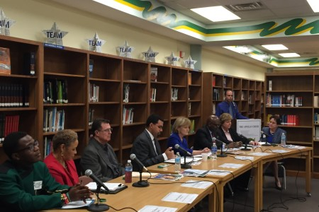 With New Toolkit To Promote Healthy Communities, Feds Highlight Sharpstown High School