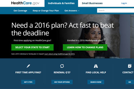 Last Chance To Get Insured Through Affordable Care Act For 2016