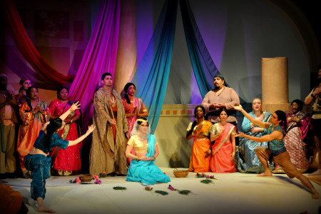 Opera in the Heights's The Pearl Fishers