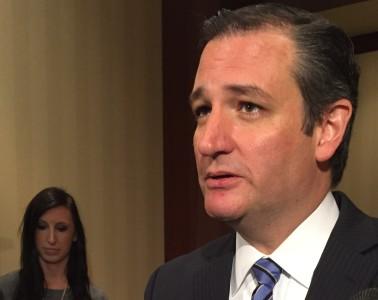 How The 'Trump Factor' Could Complicate Sen Cruz's Super Tuesday In Texas