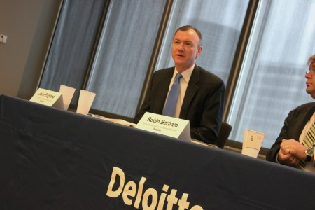 John England is Oil and Gas Sector Leader at Deloitte