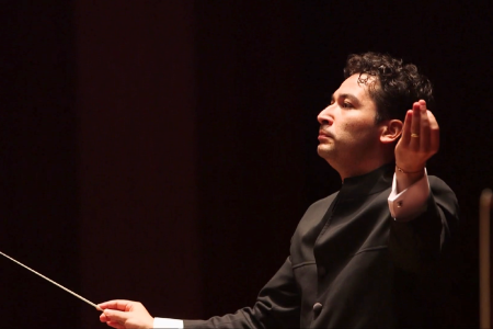 Andrés Orozco-Estrada is the Musical Director of the Houston Symphony.