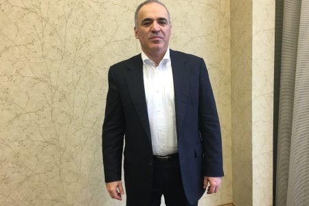 Garry Kasparov To Address World Affairs Council Houston