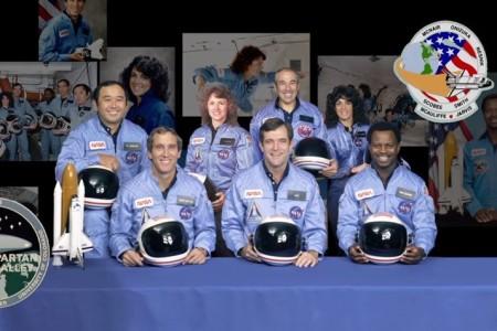 Challenger Astronauts