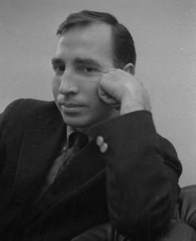 American writer Billy Lee Brammer