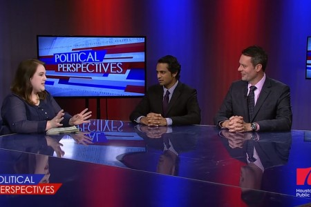Political Perspectives: Discussing The Democratic Debate
