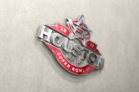 Houston On The Clock For Super Bowl LI