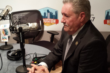 Ron Hickman On The First Few Months As Harris County Sheriff