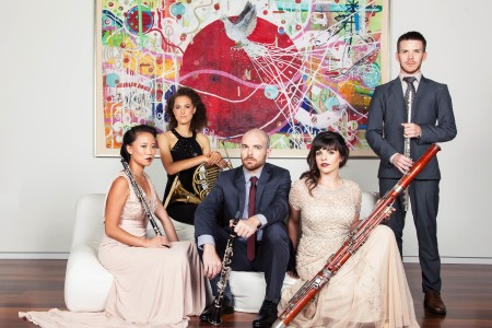 Something About A Rose: WindSync's Zilkha Hall Valentine's Concert