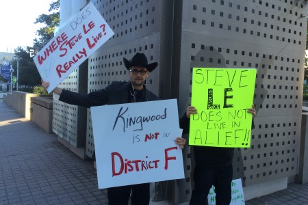 Some Question Whether Houston City Council Member Steve Le Lives In His District