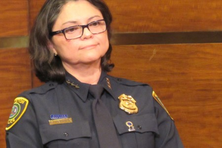 Mayor Turner Names Martha Montalvo Houston's Interim Police Chief