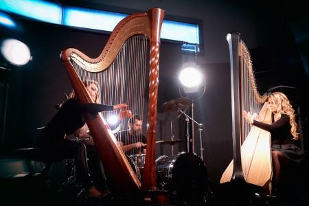 Classical Classroom, Ep 119: Harping On The Harp With Beyond Pluck