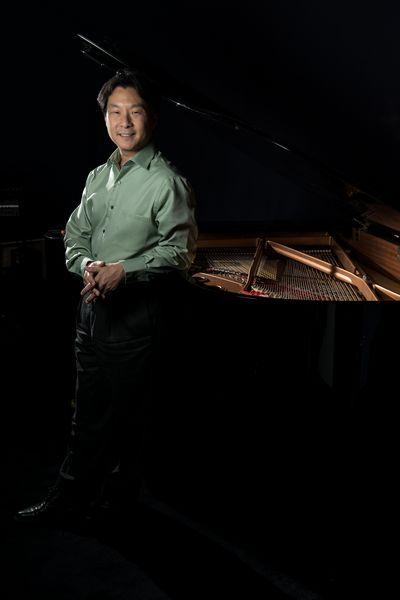 Hugh Sung, pianist and renaissance man