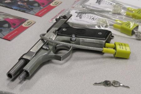 free gun locks
